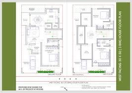vastu house plans east facing house lovely 30 x 40 house plans west facing with vastu