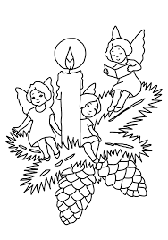 christmas candles coloring pages. Contemporary Pages Coloring Page Of Christmas Candle With Pages On Candles S