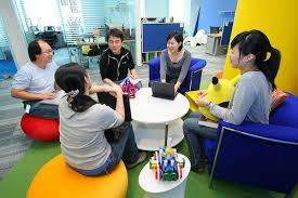google taiwan office. picture google taiwan office o
