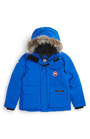 Canada Goose  PBI Expedition  Waterproof Down Parka with Genuine Coyote Fur  Trim (Little Boys   Big Boys)   Nordstrom