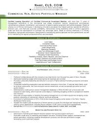 Commercial Real Estate Appraiser Sample Resume Real Estate Resume Samples 55