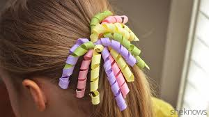 Cute DIY hair accessories for your little girl