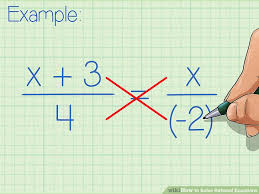 image titled solve rational equations step 2