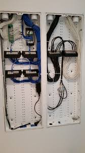 structured wiring enclosures solidfonts home wiring panel nilza net