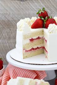 slice of strawberry cake. Interesting Slice A Layered Strawberry Cake On A White Plate The Is Big Slice Missing To Slice Of Strawberry Cake