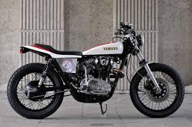 yamaha xs650 flat tracker moto rivista