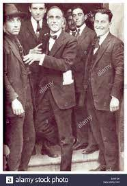 Giacomo Matteotti (1885 – 1924) Italian socialist politician, kidnapped and  killed by Fascists Stock Photo - Alamy