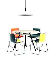 desk side table with drawers round meeting tables office inspiration design of folding and chairs in