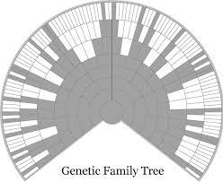Genetic Family Tree Genetic Family Tree Mishmash Pinterest Genealogy Dna