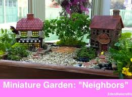 fairy gardening miniature garden ideas