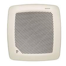 sensing bathroom fan quiet: broan qtres ultra silent humidity sensing bathroom fan