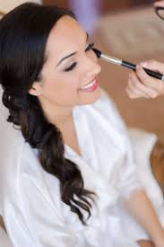 bride getting ready portrait ta bay wedding hair michele renee the studio st