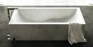 marble bathtub rectangular bathtub in luxurious marble cultured marble bathtub repair