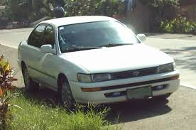 Toyota Corolla 1.6 1995 Technical specifications | Interior and ...