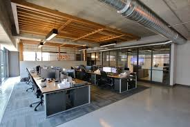 raw office. From Raw To Renovated: See Dart Frog Creative\u0027s Upscale Industrial Office - Empower O
