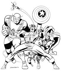 Guarda Tutti I Disegni Da Colorare Degli Avengers Www