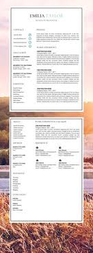 Instant Resume Templates Interesting Professional Resume Template Resume Instant Download 48 Page Resume
