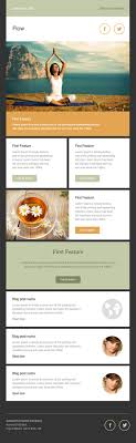 newsletter templates email templates cakemail com flow