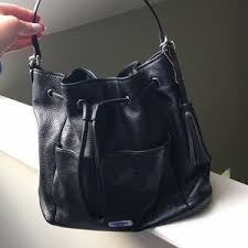Coach Bags - Coach drawstring bucket bag