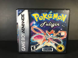 Pokemon Fuligin ROM Hack Fan Made Game Gameboy Advance GBA
