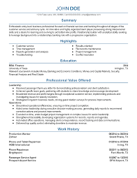 Investment Banking Resume Template 100 Investment Banking Resume Examples Professional Entry Bank 29
