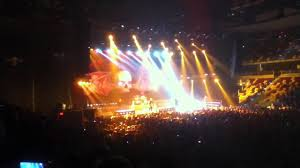 Amsoil Arena Concert Seating Chart Amsoil Arena Avenged Sevenfold Youtube