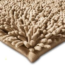 brown bath rugs awesome mohawk home memory foam bath rug brown tar