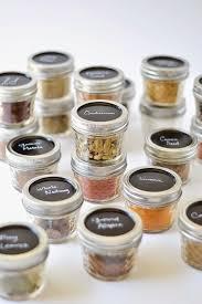 Kitchen Spice Organization