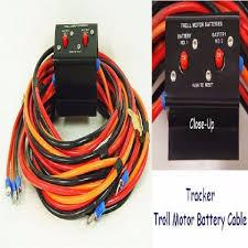 custom 8 gauge 10 foot trolling motor boat wire harness custom 8 gauge 10 foot trolling motor boat wire harness