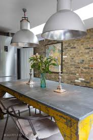 Metal And Wood Kitchen Table 25 Best Ideas About Metal Dining Table On Pinterest Metal