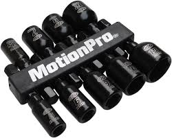 Motion pro mag ic nut drive set tool mag 9mm 08 0590