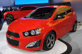 2013 Chevrolet Sonic RS: Detroit 2012 Photos Photo Gallery - Autoblog