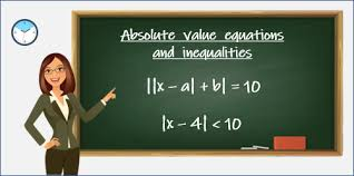to solve absolute value equations