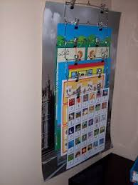 Teacher Chart Storage Little Bits Easy Chart Storage Busy Bees Poster