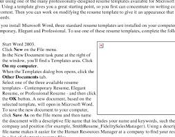 Wizard Resume Amazing Resume Wizard Word 48 Microsoft Outline Template Plantemplate