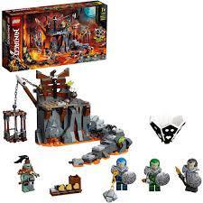 71717 LEGO Ninjago Journey to the Skull Dungeons - Hành trình đến hầm ngục  tối đầu lâu