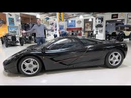 Heres Why The Mclaren F1 Is The Greatest Car Ever Made