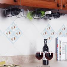 under cabinet wine glass rack ikea matt and jentry home design image of creative wine bottle rack