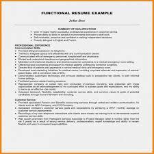 Resume Summary Statement Example Beautiful Inspiration 7 Work