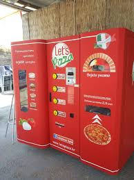 Tombstone Pizza Vending Machine Locations Impressive 48 Strange Vending Machines That You Never Thought Existed Photo