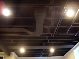 unfinished basement ceiling ideas. Unfinished Basement Ceiling Ideas E