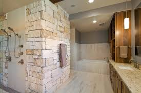 ... Excellent Master Bath Designs Master Bathroom Ideas On A Budget White  Wall Wooden Floor ...
