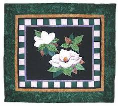 Magnolia Quilt Pattern & Magnificent Magnolia Quilt Pattern Adamdwight.com
