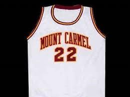 Mount Carmel My Chart Donovan Mcnabb Mt Carmel High School Basketball Jersey New Sewn Any Size Ebay