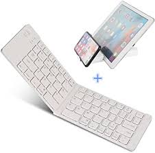 Foldable Bluetooth Keyboard, IKOS Ultra Slim Mini BT ... - Amazon.com