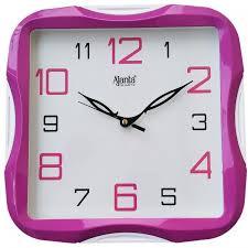 jantacart ajanta quartz wall clock