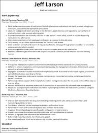 Pharmacy Technician Resume Examples Delectable Pharmacy Technician Resume Resumesamples Technician Resume Examples