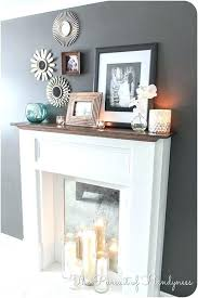 fake fireplace surrounds faux fireplace ideas chimney decor fake fireplace ideas faux on chimney building a