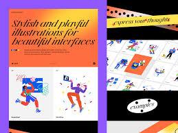 Craftwork Design Blink Illustrations By Bakhtiyar For Craftwork Design On