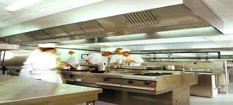 Hotte Aspirante Professionnelle Sans Evacuation De Cuisine